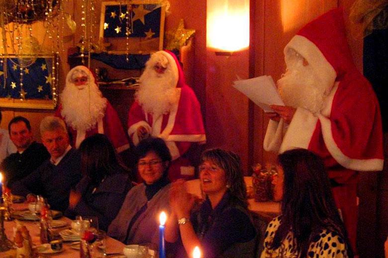 Die Perfekte Weihnachtsfeier.Chlausolympiade Weihnachtsfeier Impuls Event Ch